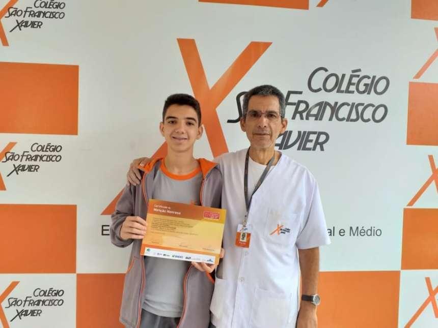 Eduardo Teixeira conquista o título de Honra ao Mérito