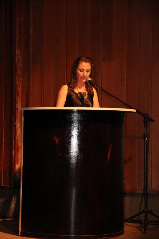 Apresentação de fim de Ano no Teatro Calil Haddad