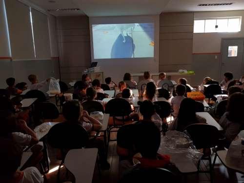 Atividades extracurriculares são aplicadas na última semana de aula