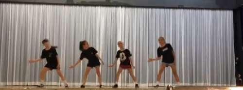 Alunas de Balé e Street Dance apresentam-se na Acema