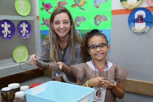 Mostra de Ciências 2019 da Educação Infantil e Ensino Fundamental é um sucesso