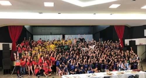Gincana Cultural e Esportiva 2019 é exemplo